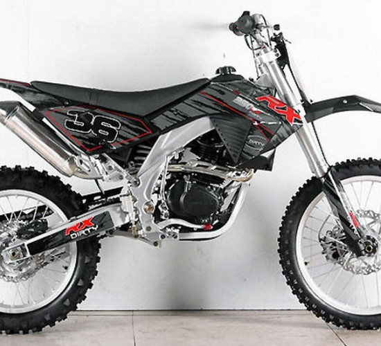 Total Motorcycle Website: Apollo Orion RX 250T