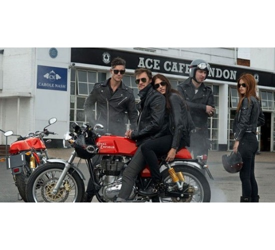 Total Motorcycle Website: Royal Enfield Continental GT